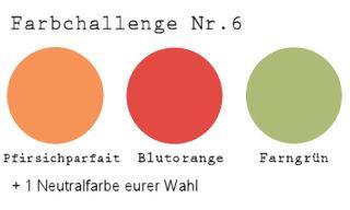 Farbchallenge Nr.6