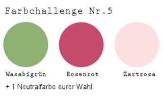 Farbchallenge Nr.5