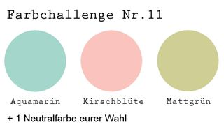 Farbchallenge Nr.11